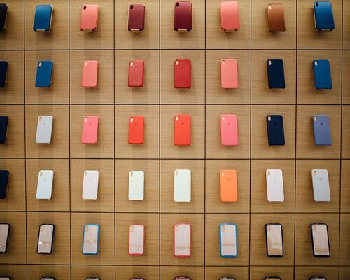 assorted-color-iphone-cases